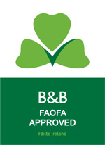 Failte_Ireland_B&B_Approved small